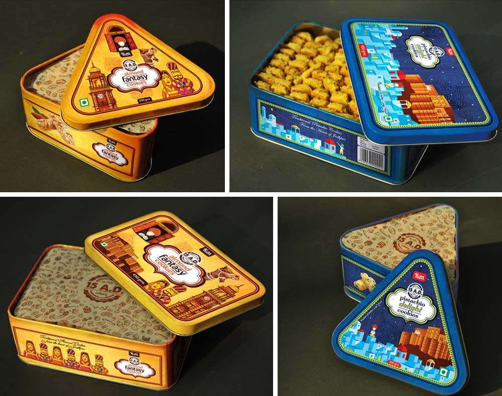 Tin Boxes Design