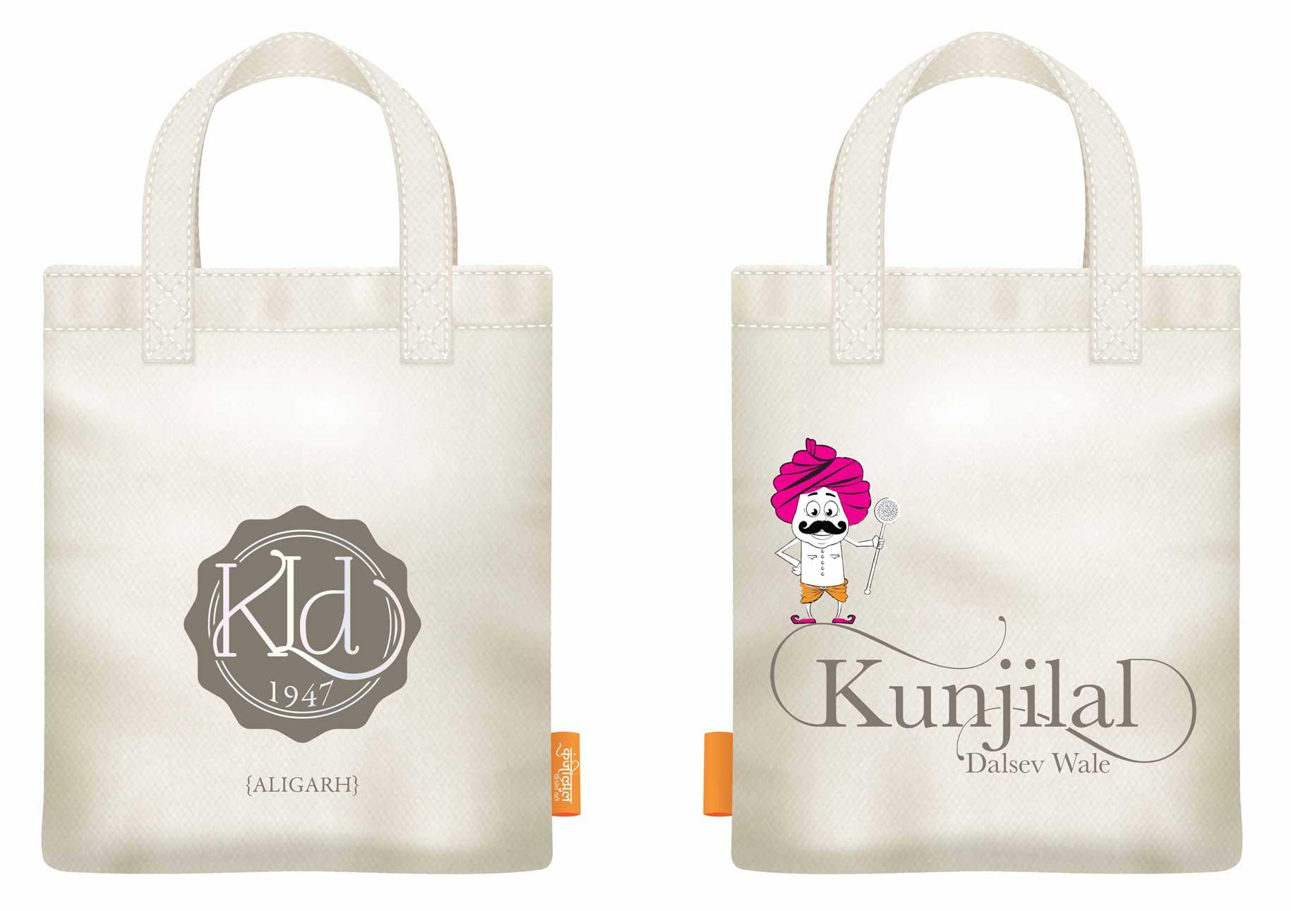 kunjilal Shopping Bags