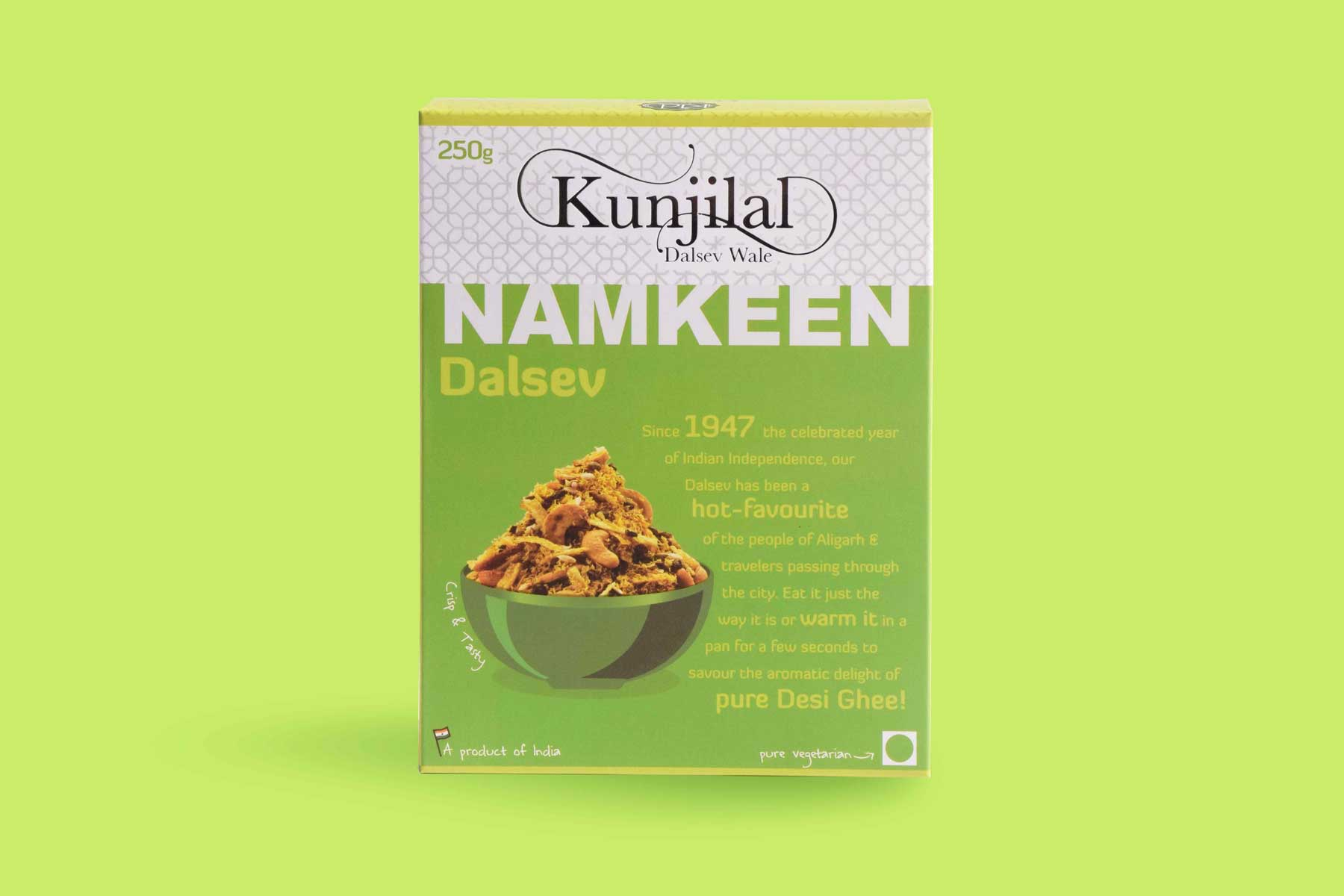 Kunjilala Namkeen Boxes