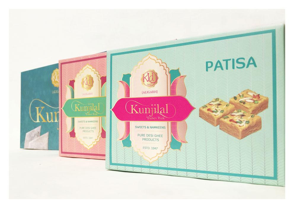 Mithai boxes