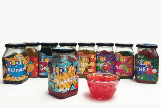 popdrop juice range