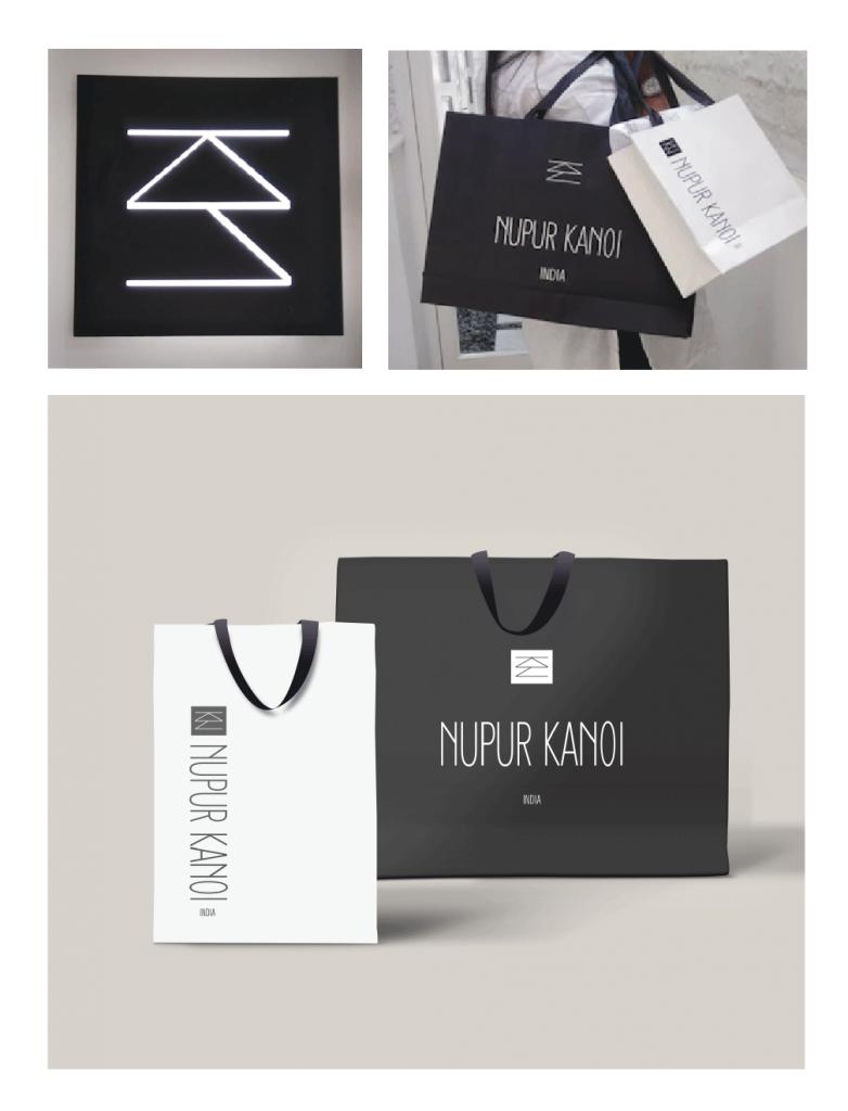 Nupur Kanoi Shopping Bags