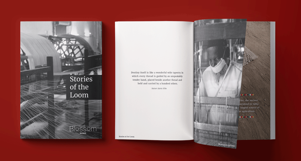 Stories of the Loom - Book